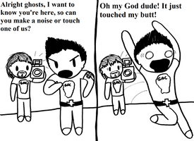 Ghost Adventures 4 by TatsuoMizushima