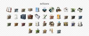 avXicons by javierocasio