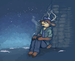 Comm:: Winter Winds by Frindle