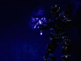 Halo Reach: torch by purpledragon104