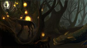 The Blackwood Forest by ToilettenMassaker