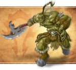 Orc Rampage by TK2397