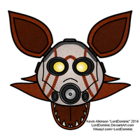 It's Time for FIVE Nights at Freddy's! by LordDominic