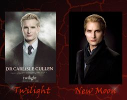 Which Carlisle do you prefer? by elbyinart
