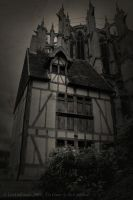 The House by the Cathedral by EricForFriends