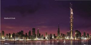 United Arab Emirates by danluxe