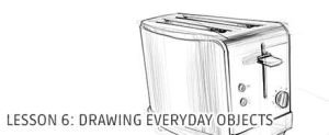 Lesson 6: Drawing Everyday Objects by irshadkarim