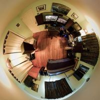 Mini Planet - My Room by electricjonny