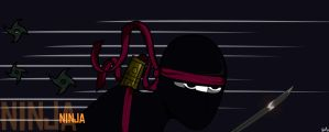 NINJA by the-dumb-waiter