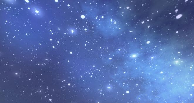 Oh Starry Night - Free Background! by BackgroundSource