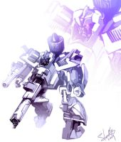 Megatron Week Day 3 by ryuzo