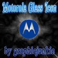 Motorola Glass Icon by graphicjunkie