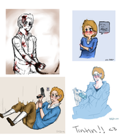 here, have some tintin for a change by zeldafan-11