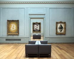 Modern Cryptocurrency Gallery by Namecoin