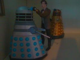 Doctor Who - Asylum of the Daleks - Remembering by DoctorWhoOne