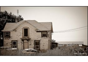 This Old House by SpiiralArt