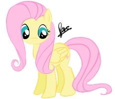 Fluttershy by Wildfired