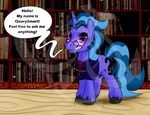 Ask QuerySmart! by Chaosaholic