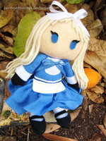 APH Belarus fan plush 2.0 - Commission by Rainbowbubbles