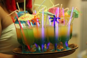 Tahiti Cocktails by Rea-the-squirrel