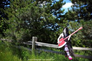 Marceline Cosplay by Fennec777