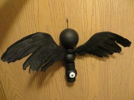 Mosquemonster Robotic Drone by Puppetcancer