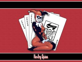 Harley Quinn: Joker's Wild by DownwardSpyral