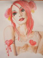 Emilie Autumn by Hyanide