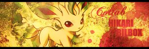 Leafeon signature by Bilboxx