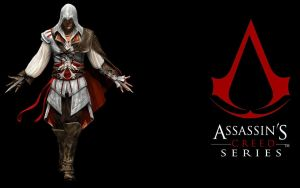 Assassins Creed Black W7 Logon by Ferozkhanhamid