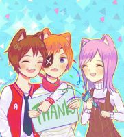 Thanks! by NoLlfe