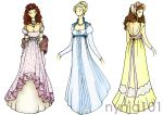 Regency Collection: The Splendid Trilogy by JQ by nynja101