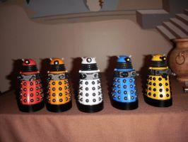 New Dalek Paradigm by BrigadierDarman