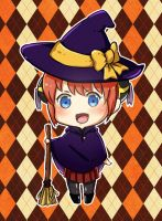 trick or treat - kagura by SugarContent