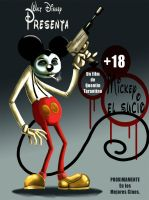 Mickey el Sucio by franki02
