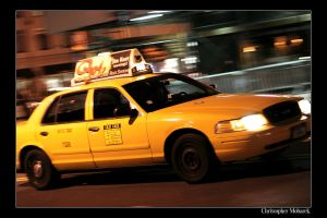 Taxi Fare by Calzinger