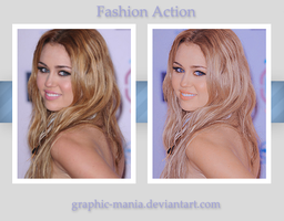 Fashion Action by Graphic-Mania