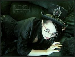 The Mad Hatter by KassandraLeigh