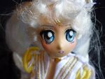 Sailor Cosmo ooak ball jointed doll by fernandoartesano