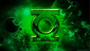 Wallpaper - Green Lantern - by Junleashed