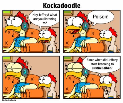 12. Listening by Kockadoodle