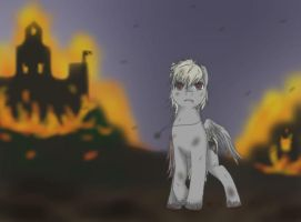 Here Comes Goodbye by DalekWithAKeyblade