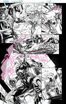 Revolutionaries 02 Inks page16 by Fico-Ossio