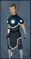 Sokka: Path of the Water Tribe by ordinaryundone