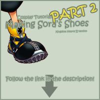 Tutorial: Sora's Shoes: Part 2 by AdlezAxel