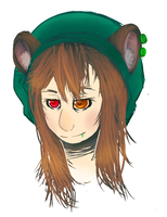 Art Trade with Terie-Chan by Late-Night-Cannibals