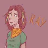Ray by Moth-Queen