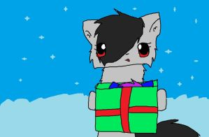 Merry christmas Roxxi by Fainting-Ostrich