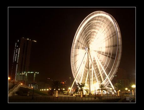 Emirates Eye II by AEvision