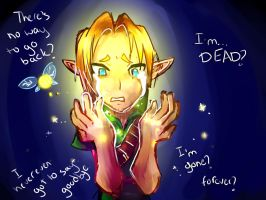 Link is Dead by katcatlinkattack